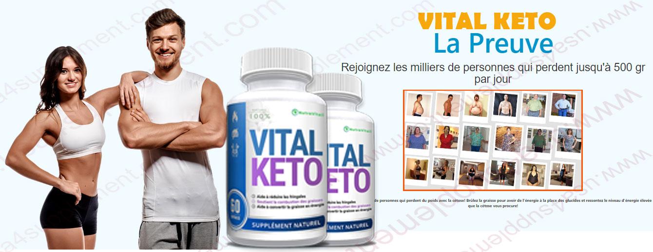 Vital keto - pour minceur – composition – prix – effets