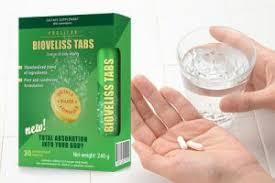 Bioveliss Tabs- comprimés - effets - sérum